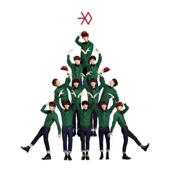 "Lirik Lagu EXO - ""Miracles In December"" [Korean & Chinese Ver.]"